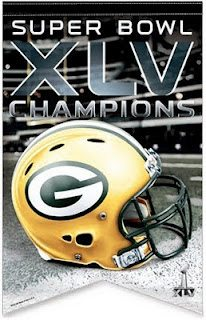 Super Bowl Merchandise – The Packers!