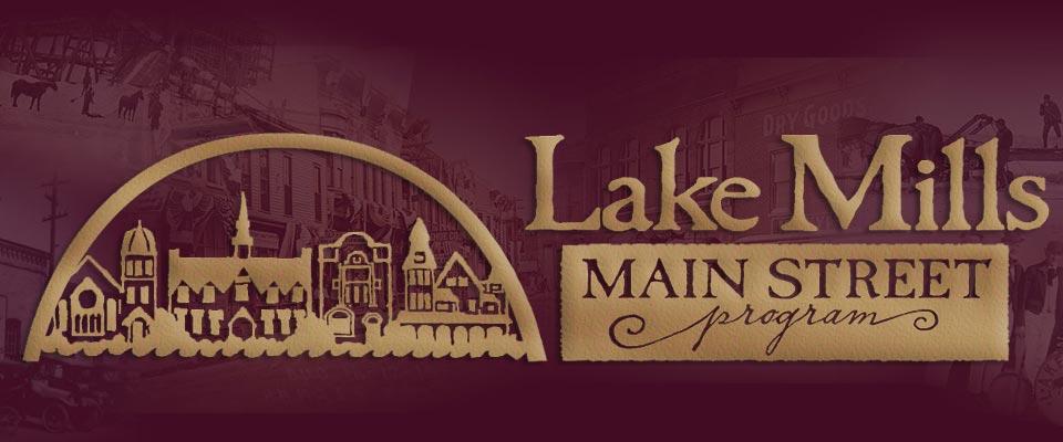 Lake Mills Main Street Program