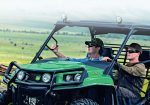 four wheeling farm atv