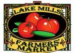 Lake Mills Farmers' Market - September 3, 2014