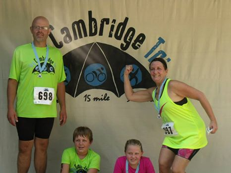 Try Cambridge Tri -Triathlon