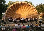 Fort Band Shell by John Laatsch