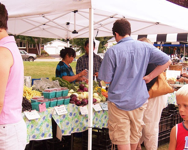It's Farmers' Market Season in Jefferson County!