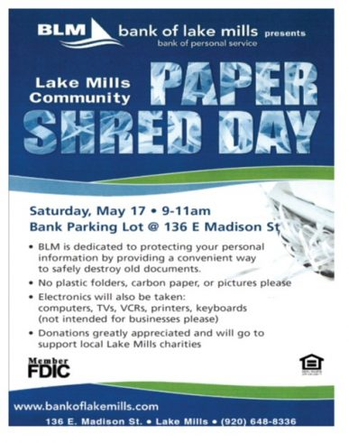 Paper Shred 2014
