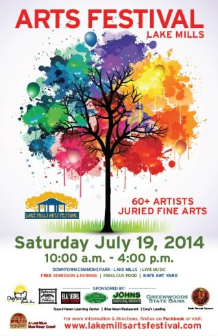 What's Happening in Jefferson County? July 15-20, 2014
