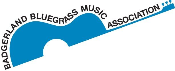 Badgerland Blue Grass Music Ass. Logo