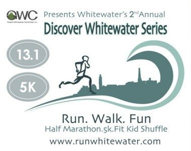 Discover Whitewater Series 2014