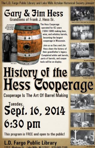 What's Happening in Jefferson County? September 11-16, 2014