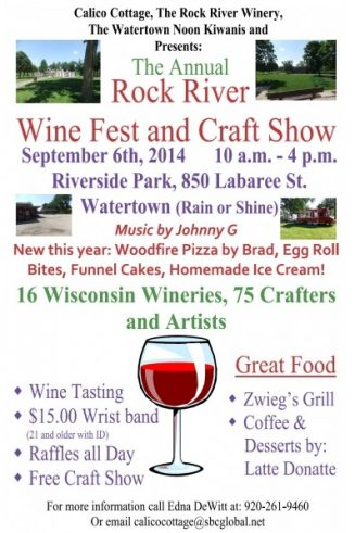 Rock River Wine Fest 2014