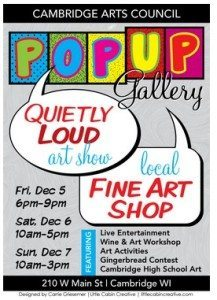 Pop Up Gallery