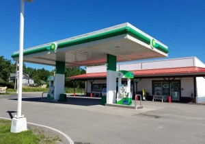 Rons market bp gas station