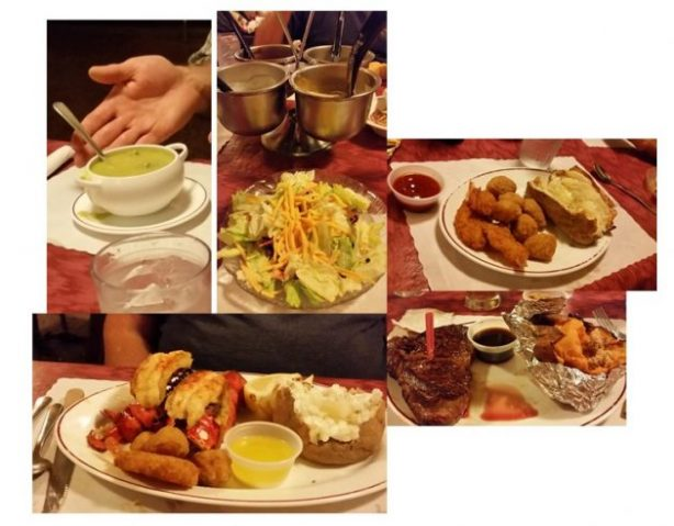 North Shore Inn Food