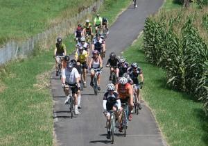 Tour de fort bike ride
