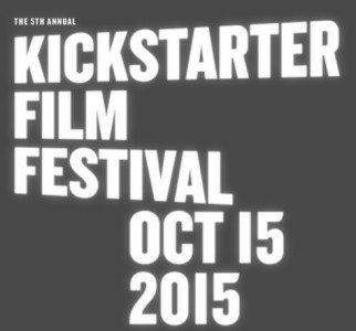 Kickstarter Film Fest