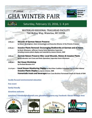 GHA Winter Fair 2016
