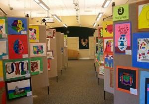 Mary Hoard Art Show