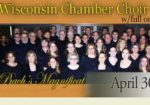 Wisconsin Chamber Choir w/Full Orchestra
