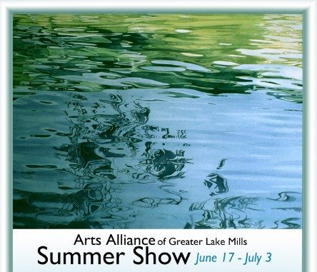 What's Happening in Jefferson County? Lake and Retake Summer Art Show