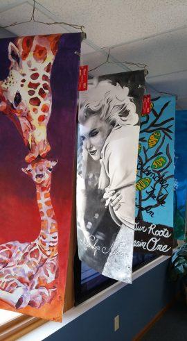 Art on Main Banner Auction