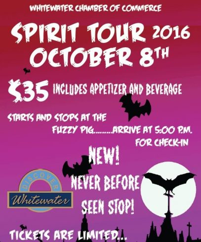 What's Happening in Jefferson County? October 7-13, 2016