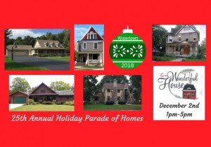25th Annual Holiday Parade of Homes Watertown WI