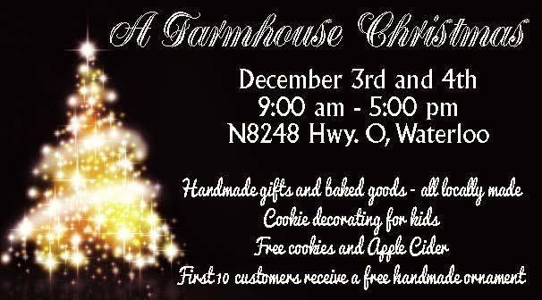 a farmhouse christmas - A Farmhouse Christmas