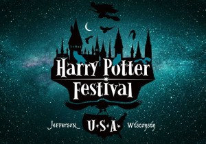 Fun Costumes at Harry Potter Festival