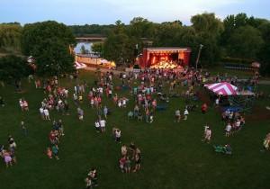watertown riverfest music