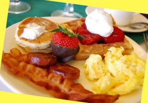 Cook the Book: Breakfast for Dinner