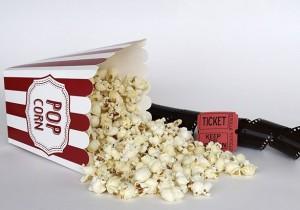 Teen Movie & Popcorn
