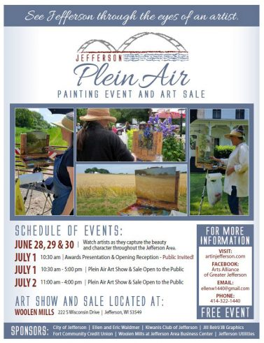 What's New in Jefferson County? June 26-30, 2017