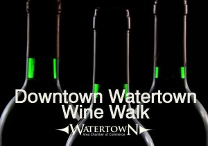 Downtown Watertown Wine Walk