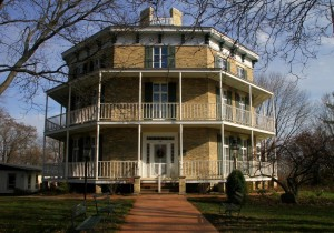 A Holiday Play-performed at the Octagon House Museum