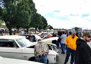 Madison Classics 43rd Annual Fall Swap Meet & Car Show