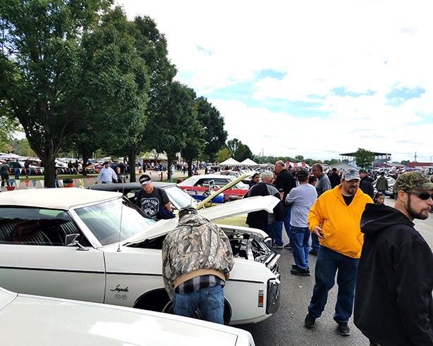 Madison Classics 43rd Annual Fall Swap Meet & Car Show