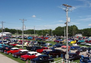 Madison Classics car show swap meet