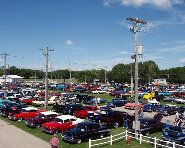 Madison Classics 42nd Annual Fall Swap Meet & Car Show