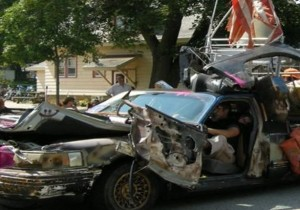 Worlds Greatest Junk Parade