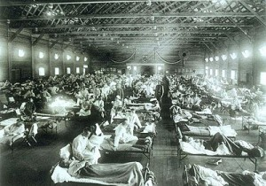 Outbreak! The 1918 Influenza Pandemic - Saturday Morning Scholars