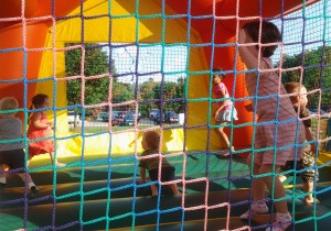 Family Fun Night: Bouncy Fun