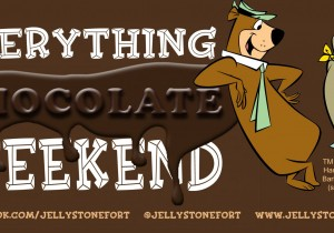 Everything Chocolate Weekend at Jellystone Park of Fort Atkinson