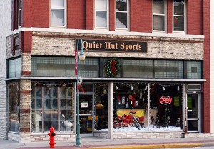 Quiet Hut Sports Whitewater