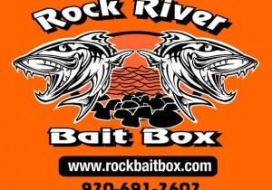 Rock River Bait Box Fort Atkinson