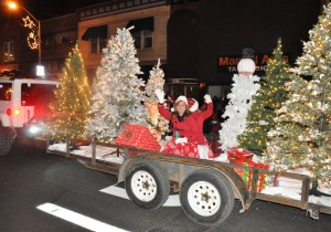 Lighted Holiday Parade/Chili Cook-Off