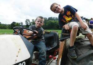Farm Camp for Kids Waterloo