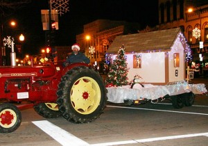 Jefferson Chamber Parade of Lights