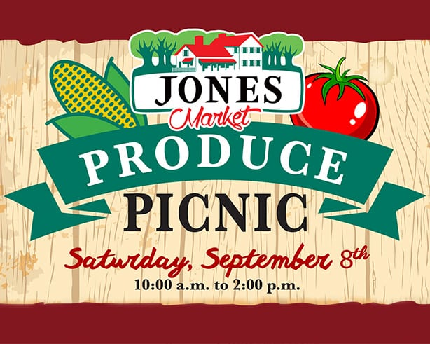 Jones Produce Picnic Fort Atkinson