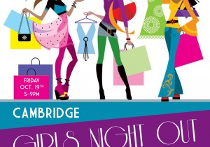 Cambridge Fall Girls Night Out