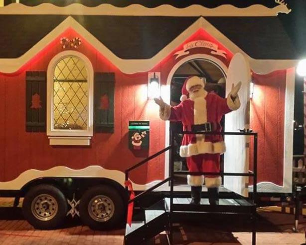 Watertown Santa House