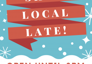 SHOP LOCAL LATE - Thursday Nights in Cambridge